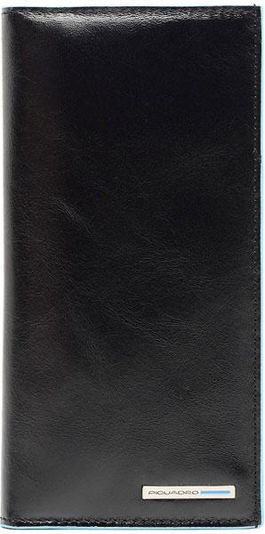 Кошельки бумажники и портмоне Piquadro AS341B2/N кошельки бумажники и портмоне piquadro pu257p15 blu3