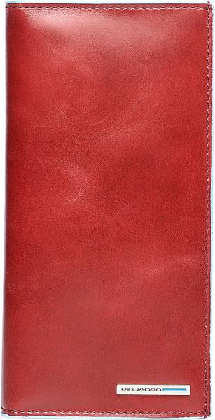 Кошельки бумажники и портмоне Piquadro AS341B2/R кошельки бумажники и портмоне piquadro pu4188p15 n