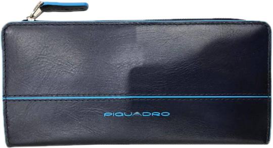 Кошельки бумажники  портмоне Piquadro AS458B2/BLU2