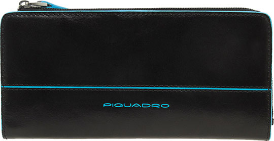 Кошельки бумажники и портмоне Piquadro AS458B2/N кошельки бумажники и портмоне piquadro pu257p15 n