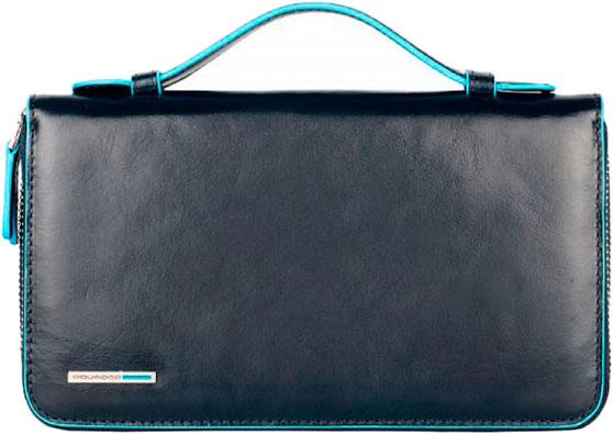 Кошельки бумажники и портмоне Piquadro AS576B2R/BLU2
