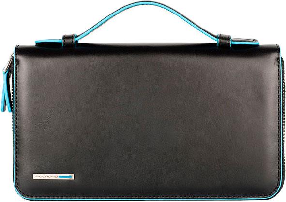 Кошельки бумажники и портмоне Piquadro AS576B2R/N