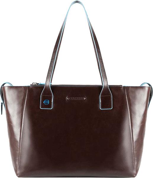Кожаные сумки Piquadro BD3883B2/MO сумка мужская piquadro blue square коричневый телячья кожа ca2765b2 mo