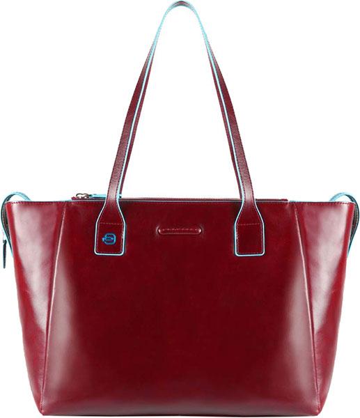 Кожаные сумки Piquadro BD3883B2/R кожаные сумки piquadro bd4326mu n