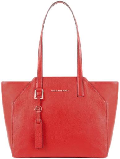 Кожаные сумки Piquadro BD4324MU/R недорго, оригинальная цена