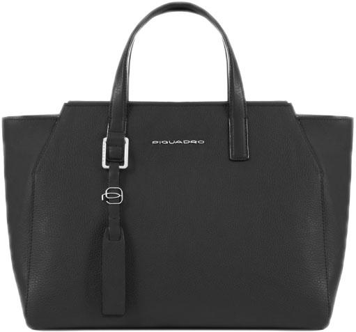 Кожаные сумки Piquadro BD4326MU/N кожаные сумки piquadro bd4326mu n