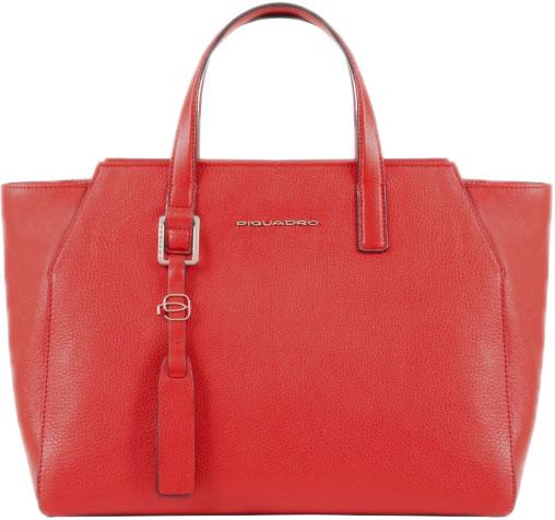 Кожаные сумки Piquadro BD4326MU/R кожаные сумки piquadro bd4326mu n