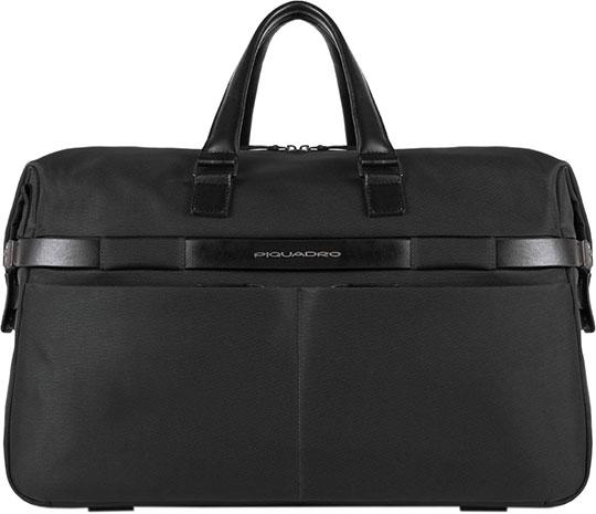 Кожаные сумки Piquadro BV4348M2/N сумка дорожная piquadro move2 bv3877m2 n черный текстиль