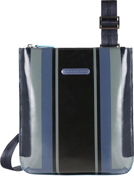 Кожаные сумки Piquadro CA1358B2SER/BLU сумка piquadro черный