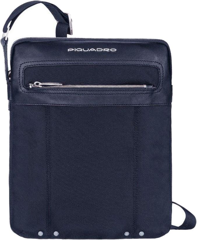 Кожаные сумки Piquadro CA1358LK2/BLU