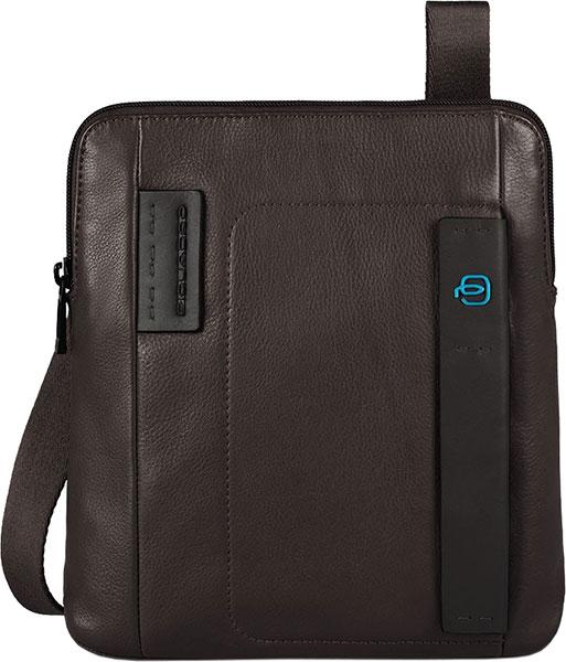 Кожаные сумки Piquadro CA1358P15/M сумка мужская piquadro pulse коричневый телячья кожа ca1358p15 m