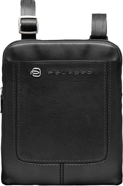 Кожаные сумки Piquadro CA1358VI/N сумка piquadro черный