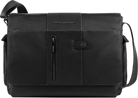 Кожаные сумки Piquadro CA1592BR/N