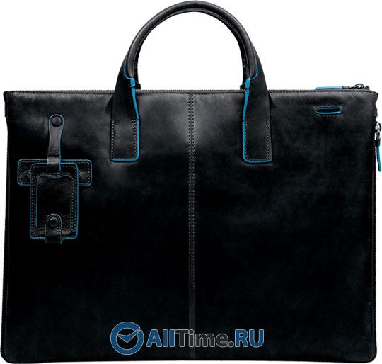 Кожаные сумки Piquadro CA1618B2/N