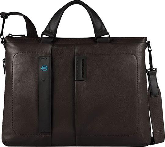 Кожаные сумки Piquadro CA1618P15/M