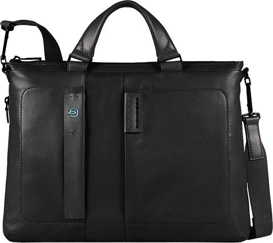 Кожаные сумки Piquadro CA1618P15/N сумка piquadro черный