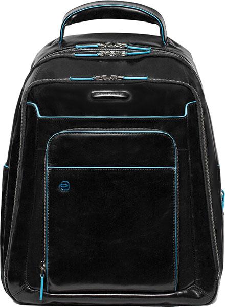 Рюкзаки Piquadro CA1813B2/N antec rite город исследователь b эксплорер b ноутбук рюкзак черный случайный плечо