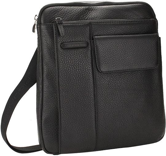 Кожаные сумки Piquadro CA1815MO/N кожаные сумки piquadro bd4326mu n