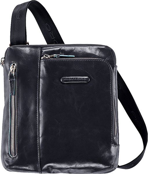 Кожаные сумки Piquadro CA1816B2/BLU2