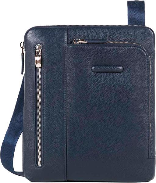 Кожаные сумки Piquadro CA1816MO/BLU