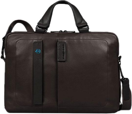Кожаные сумки Piquadro CA1903P15/M кожаные сумки piquadro bd4326mu n