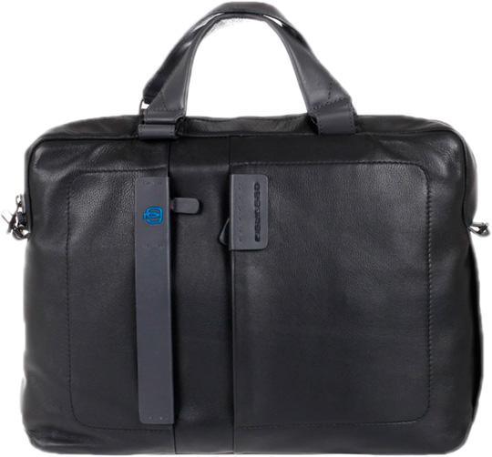 Кожаные сумки Piquadro CA1903P15/N кожаные сумки piquadro bd4326mu n