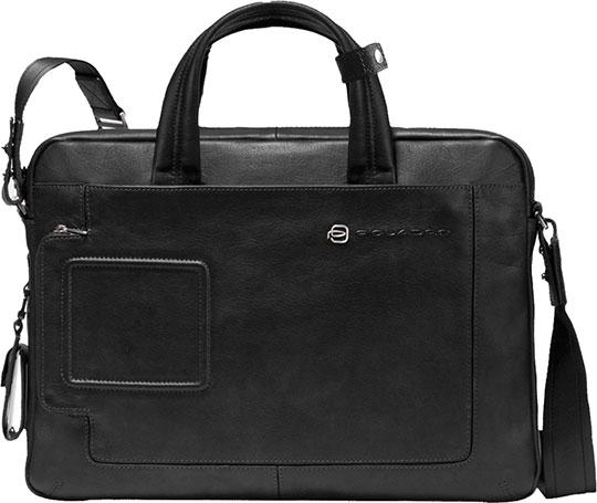 Кожаные сумки Piquadro CA1903VI/N кожаные сумки piquadro ca1403b2 n