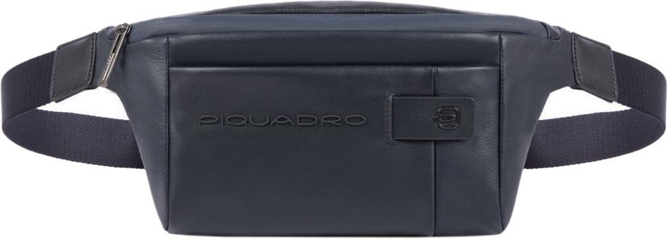 Кожаные сумки Piquadro CA2174UB00/BLU