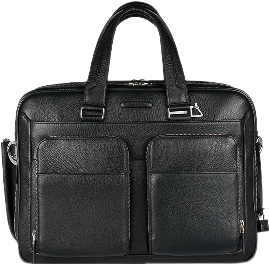 Кожаные сумки Piquadro CA2765MO/N кожаные сумки piquadro bd4326mu n