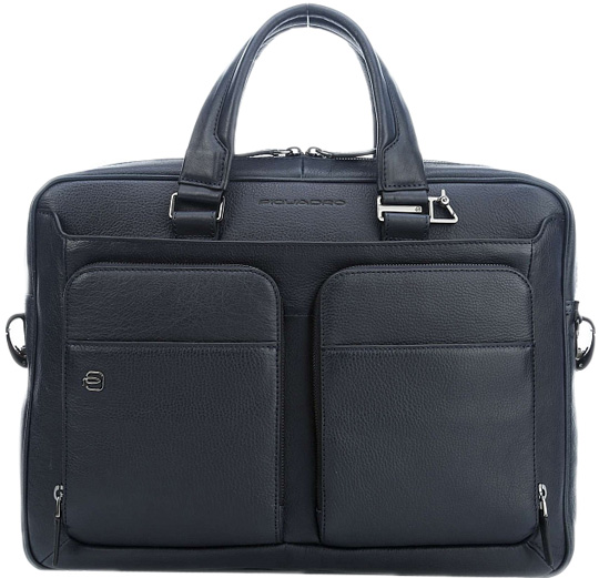 Кожаные сумки Piquadro CA2849B3/BLU кожаные сумки piquadro ca1358b2ser blu