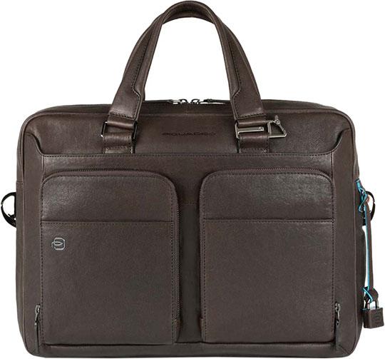 Кожаные сумки Piquadro CA2849B3/TM