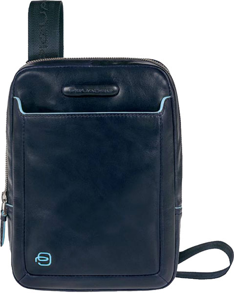 Кожаные сумки Piquadro CA3084B2/BLU2 цена и фото