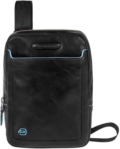 Кожаные сумки Piquadro CA3084B2/N сумка piquadro черный