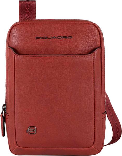Кожаные сумки Piquadro CA3084B3/R цена и фото