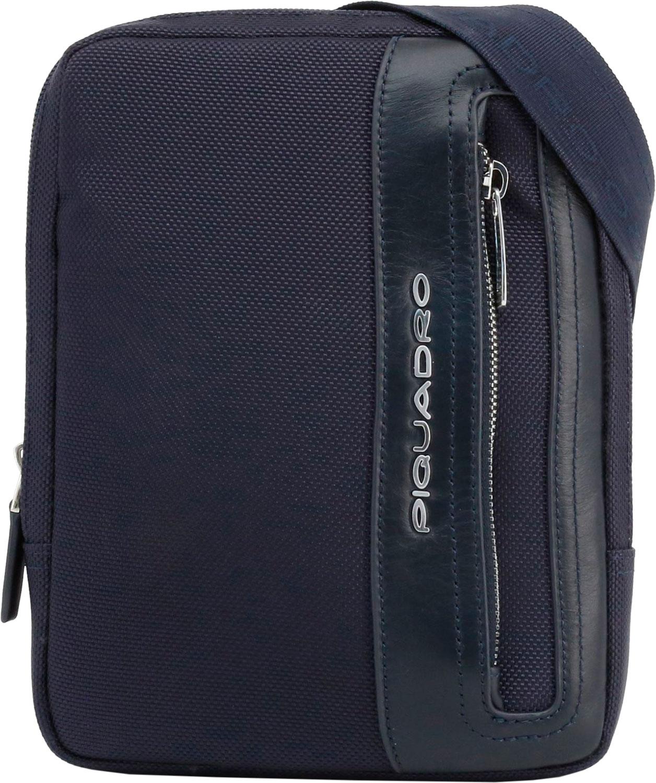 Кожаные сумки Piquadro CA3084LK2/BLU
