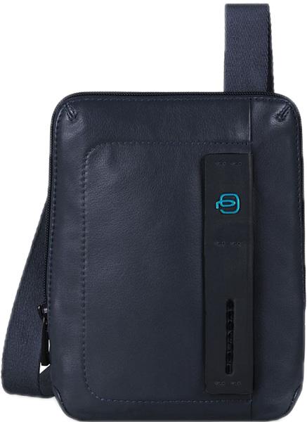Кожаные сумки Piquadro CA3084P15/BLU3 кошелек piquadro pulse синий телячья кожа pu257p15 blu3