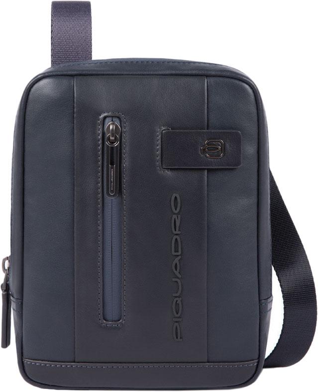 Кожаные сумки Piquadro CA3084UB00/BLU