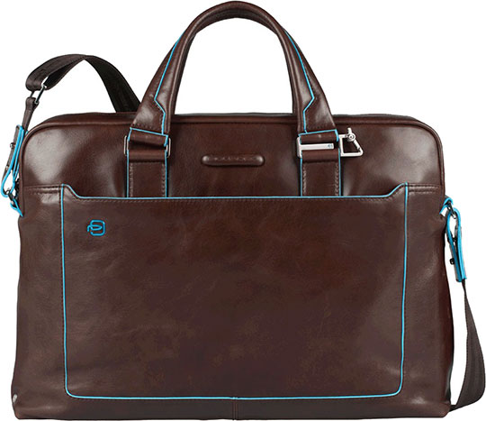 Кожаные сумки Piquadro CA3335B2/MO