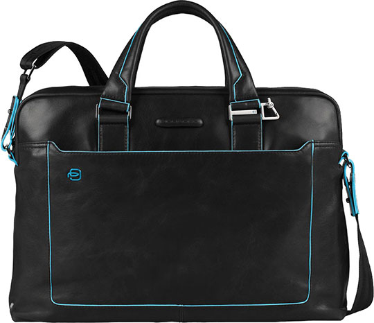 Кожаные сумки Piquadro CA3335B2/N кожаные сумки piquadro bd4326mu n