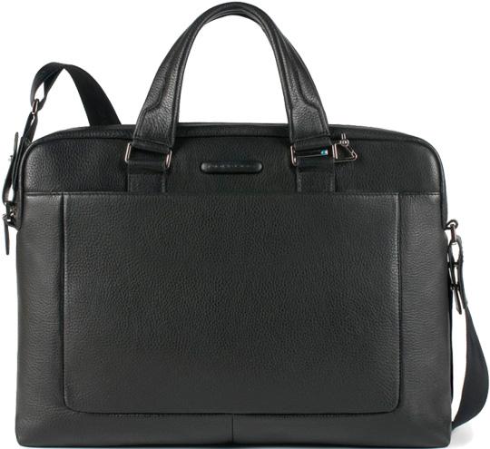 Кожаные сумки Piquadro CA3335MO/N