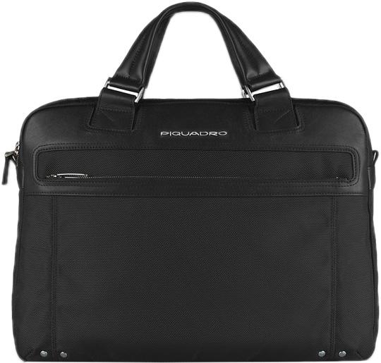 Кожаные сумки Piquadro CA3339LK/N кожаные сумки piquadro bd4326mu n
