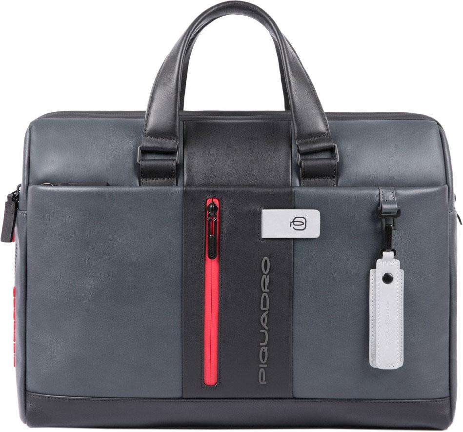 Кожаные сумки Piquadro CA3339UB00/GRN