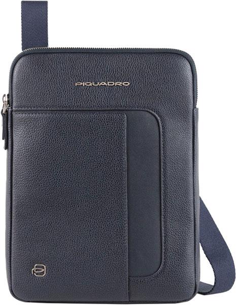 Кожаные сумки Piquadro CA3978S95/BLU кожаные сумки piquadro ca1358b2ser blu