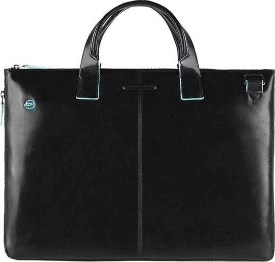 Кожаные сумки Piquadro CA4021B2/N кожаные сумки piquadro bd4326mu n