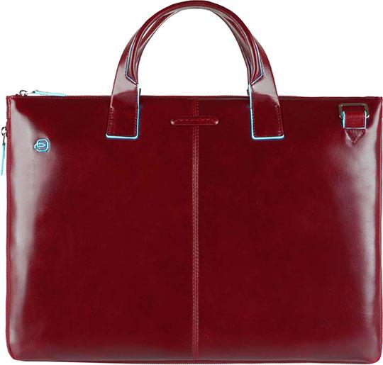 Кожаные сумки Piquadro CA4021B2/R ноутбук 10 дюймов