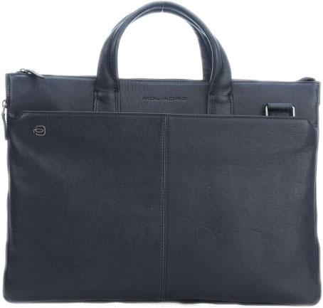 Кожаные сумки Piquadro CA4021B3/BLU новый джей слоан jasloong мужчин кожа сумки в европе и прилив кожной досуг портативный 16 дюймов компьютер пакет me