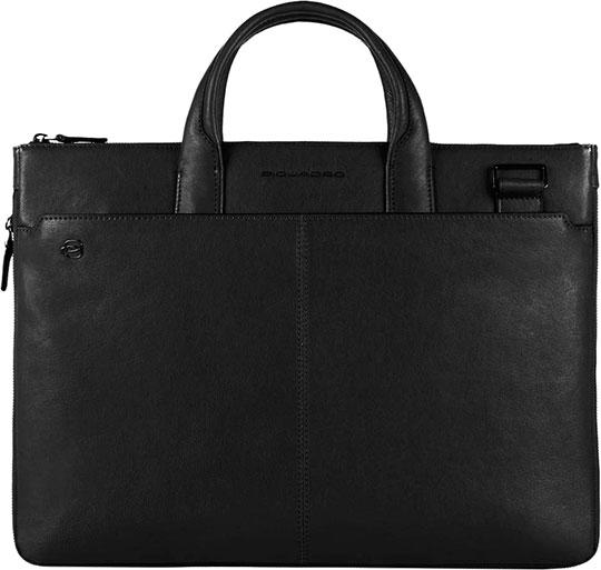 Кожаные сумки Piquadro CA4021B3/N новый джей слоан jasloong мужчин кожа сумки в европе и прилив кожной досуг портативный 16 дюймов компьютер пакет me