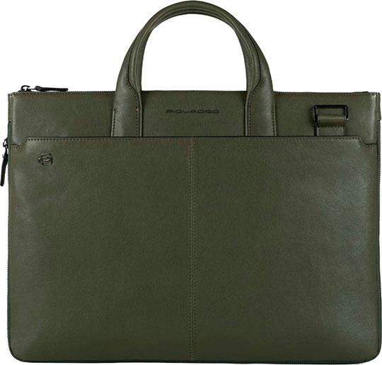 Кожаные сумки Piquadro CA4021B3/VE новый джей слоан jasloong мужчин кожа сумки в европе и прилив кожной досуг портативный 16 дюймов компьютер пакет me