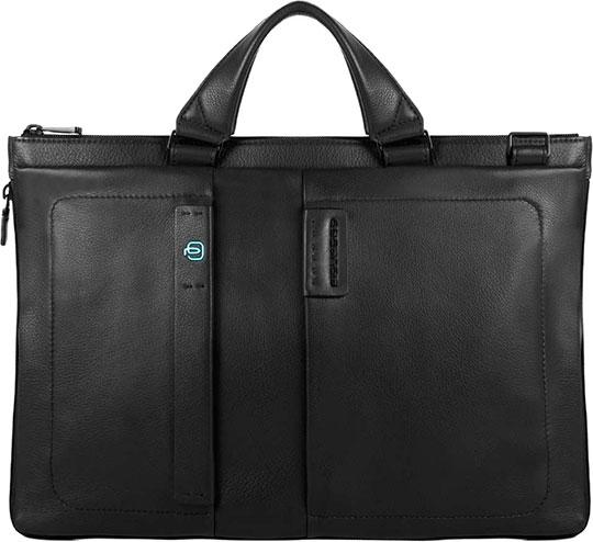 Кожаные сумки Piquadro CA4021P15/N кожаные сумки piquadro bd4326mu n