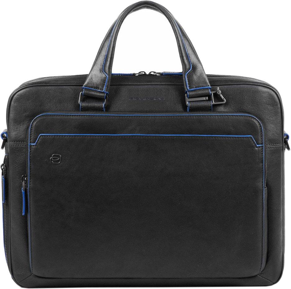 Кожаные сумки Piquadro CA4027B2S/N цена и фото